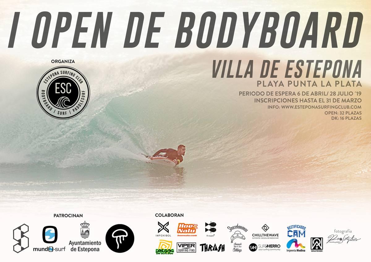 Imagen de I Open de Bodyboard Villa de Estepona | Surf AHIERRO!