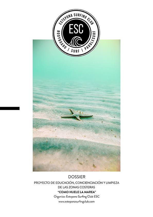 Proyecto de educación, concienciación y limpieza de las zonas costeras