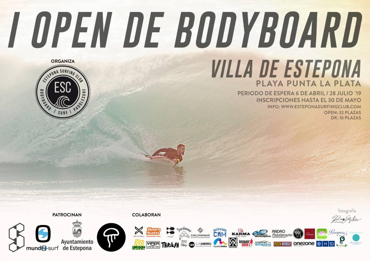 Imagen de Luz verde para el I Open de Bodyboard Villa de Estepona | Surf AHIERRO!