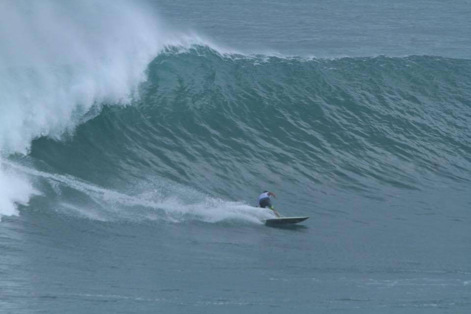 Imagen de Victor y María vuelven a casa | Surf AHIERRO!