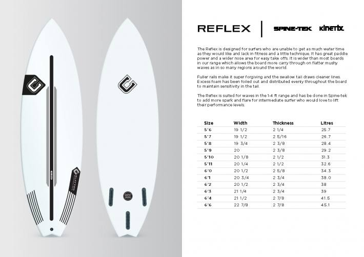 Clayton Spine-Tek modelo Reflex