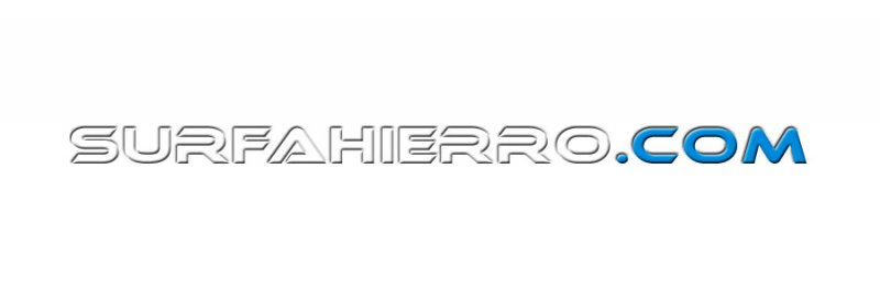 Primer logotipo Surfahierro