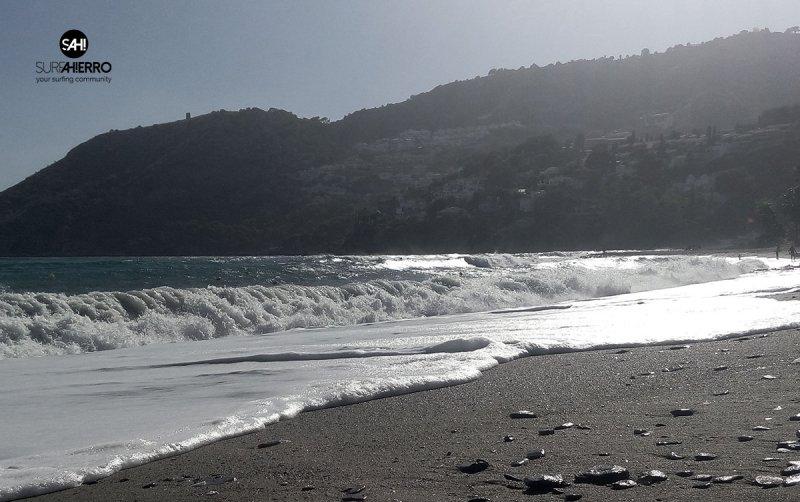 Mi gran miércoles - Surf AHIERRO!