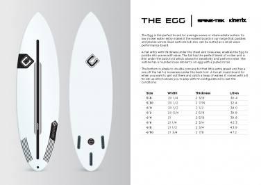 Imagen: Clayton Spine-Tek Epoxy Surfboards | Surf AHIERRO!
