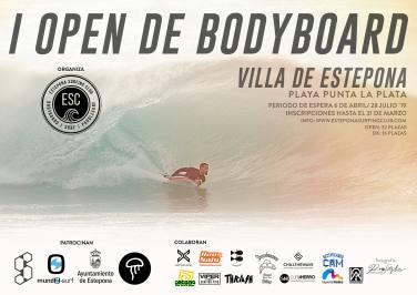 I Open de Bodyboard Villa de Estepona - Surf AHIERRO!
