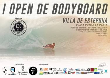 Luz verde para el I Open de Bodyboard Villa de Estepona - Surf AHIERRO!