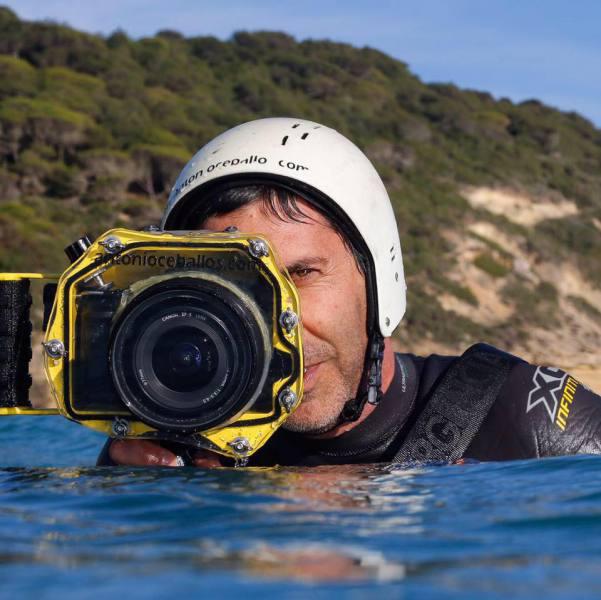 Imagen de Antonio Ceballos | Surf AHIERRO!