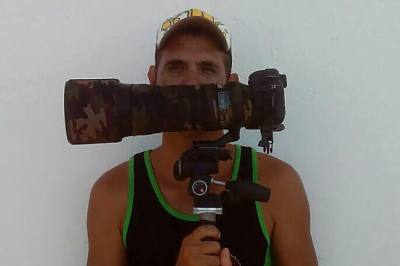 Imagen de Yonathan González 'Tabaibo' - Surf AHIERRO!