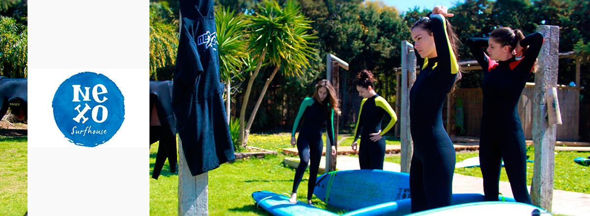 Nexo Surf House - Surf AHIERRO!