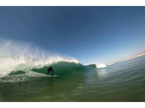 Frio y olas en Francia - Surf AHIERRO!