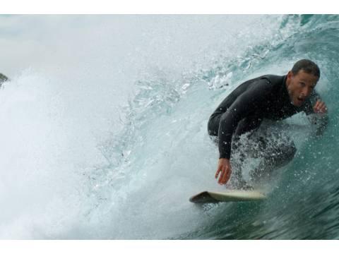 Primavera en Sopelana - Surf AHIERRO!
