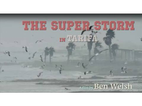The Super Storm - Surf AHIERRO!