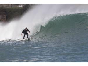 Imagen: Mundaka en Semana Santa | Surf AHIERRO!