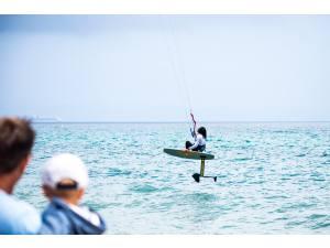 Imagen de Kitesurf  - Surf AHIERRO!