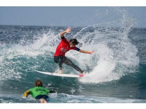 WSL Tenerife - ARNE BERGWINKL