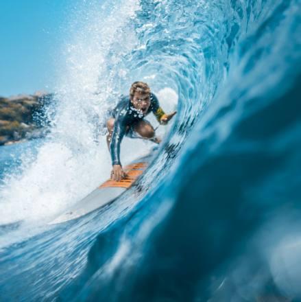 Carlos Baca de Backdoormlg se une al equipo surfahierro - Surf AHIERRO!
