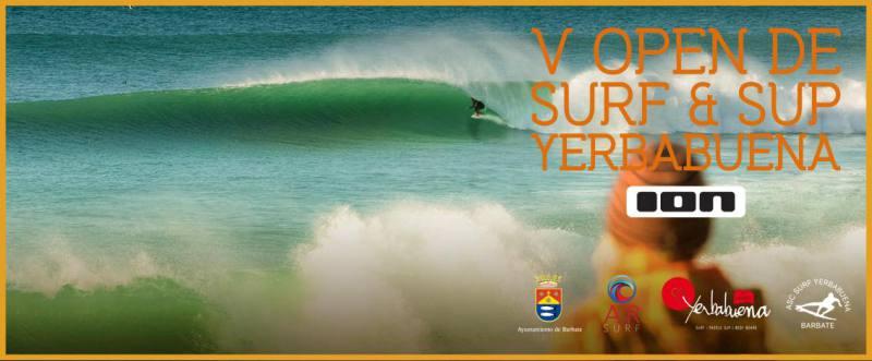 Imagen de Open de Surf la Yerbabuena ON! | Surf AHIERRO!
