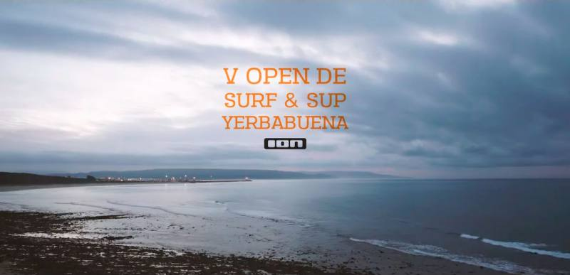 Imagen de Video resumen del V Open Yerbabuena | Surf AHIERRO!