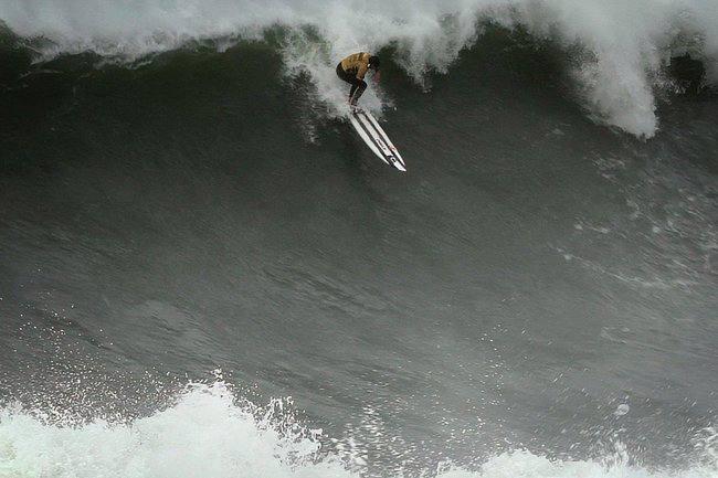 Natxo Gonzalez - Surf Nazaré