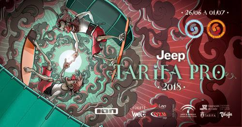 Cartel JEEP TARIFA PRO 2018