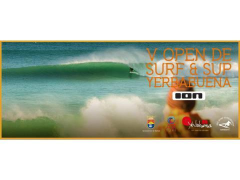 Open de Surf la Yerbabuena ON! - Surf AHIERRO!