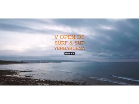Video resumen del V Open Yerbabuena - Surf AHIERRO!