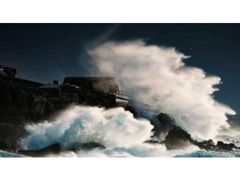 The Super Storm - Surf AHIERRO!