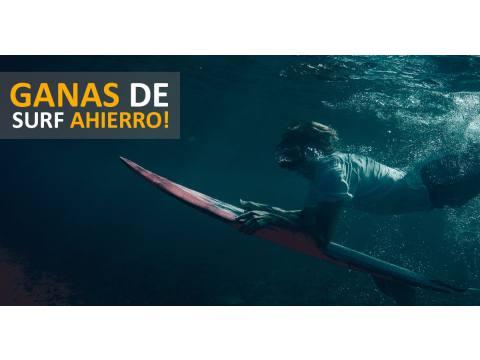 Ganas de surf AHIERRO! - Surf AHIERRO!