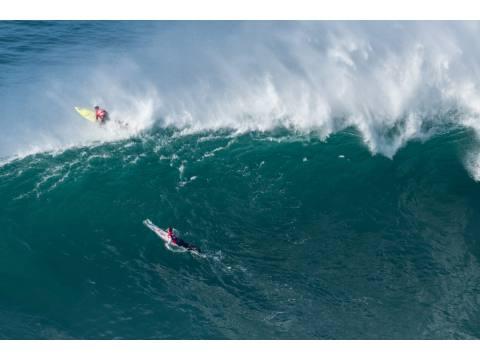 Nazaré Big Wave Tour 2018 - Surf AHIERRO!
