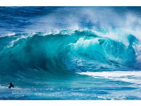 Manila Cordaro en Surfer Rule - Surf AHIERRO!