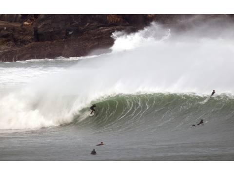 Mundaka Timelapse - Surf AHIERRO!