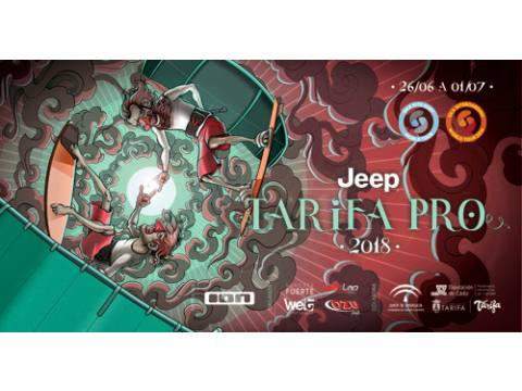 JEEP TARIFA PRO 2018 - Surf AHIERRO!