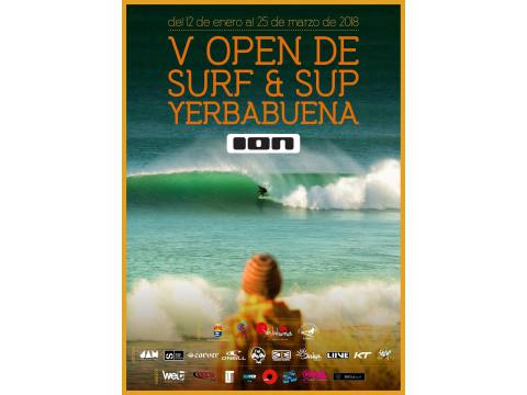 Se acerca el 5º Open de Surf la Yerbabuena - Surf AHIERRO!