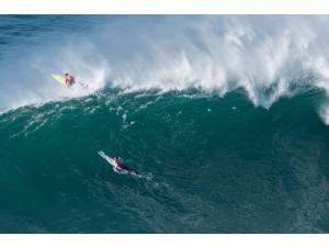 Nazaré Big Wave Tour 2018 - Surf AHIERRO!