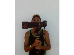 Imagen de Desde Tenerife llega 'Tabaibo', nuestro último fotógrafo colaborador - Surf AHIERRO!